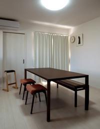 納品実例HARU テーブル - CLIA クリア家具合同会社