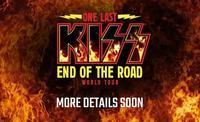 KISSが来年フェアウェル・ツアーを行うことを正式に発表 - 帰ってきた、モンクアル?