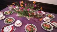 9月の紅茶教室 - フレイムハウス通信
