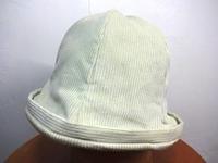 コーデュロイチューリップハット - Chapeaugraphy -倉敷美観地区の帽子店 -