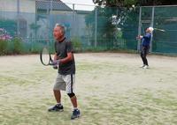 早朝テニス - テニスのおじさま日記