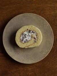 黄粉のロールケーキ&どら焼き - Baking Daily@TM5