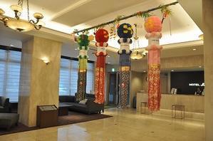 HOTEL JAL CITY 仙台@宮城・仙台 - a&kashの時間。