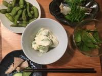 秋刀魚のコンフィはお家居酒屋で。。。 - 来客手帖~ときどき薬膳
