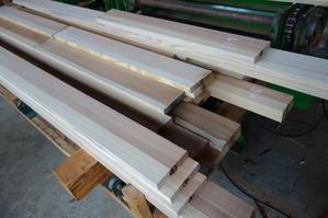 杉 柾目 造作材 - SOLiD「無垢材セレクトカタログ」/  木材・製材:新発田屋(しばたや)