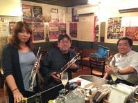 9月18日(火)尚美会 - 吹奏楽酒場「宝島。」の日々