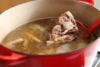 薬膳テールスープ - 登志子のキッチン