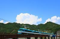 夏雲の下 - ゆる鉄旅情