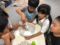お月見だんご作ろう♪ - 枚方市・八幡市 子どもの教室・すべての子どもたちの可能性を親子で感じる能力開発教室Wake(ウェイク)