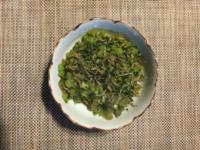 にんにくを植えた後 - 京都西陣 小さな暮らし