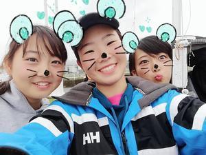 🌼蒲郡の女子メンバーの最近🌼 - 【 中央大学ヨット部 公式ブログ 】