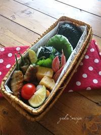 9.21 おにぎり弁当と雨の日と『今日の美活』 - YUKA'sレシピ♪