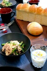 ロング食パン&プチパン - KuriSalo 天然酵母ちいさなパン教室と日々の暮らしの事