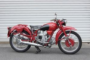 Moto Guzzi Airone Turismo 入荷。 - Bat Motorcycles Italian