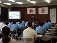 栄警察署にて二宮社長が講演しました - さくらブログ
