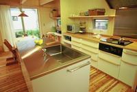 私のキッチン・その2 - スタジオエンネのブログ。
