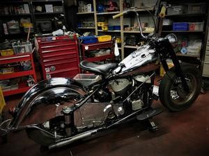 1953 Indian Chief -
