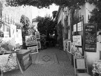 裏道にあるバール (Borghetto) - エミリアからの便り