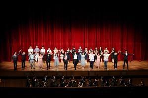 E年オペラ「cosi fan tutte」9月7日藝祭 @奏楽堂にご来場くださった皆さまありがとうございました。 - 東京・自由が丘  井上ちぐさの刺繍&カルトナージュ教室  Atelier Claire(アトリエクレア)