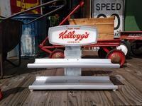 Vintage Kellogg's - OIL SHOCK ZAKKA