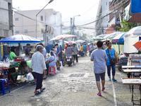 ベトナムタウンの日曜朝市「サンデー・ベトナミーズ・マーケット」@ドゥシット - ☆M's bangkok life diary☆