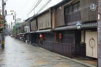 雨の白川 - kisaragi