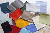 布の色選び - フェルタート(R)・オフフープ(R)立体刺繍作家PieniSieniのブログ