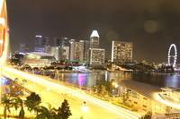 過去の海外旅行シンガポールフラトンホテルからの眺め - ゆらりっぷ -yurari's trip-