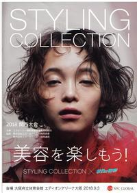 STYLING COLLECTION関西大会 - 有限会社スマイルのブログ