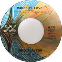 Ohio Players – Varee Is Love / Walt's First Trip - まわるよレコード ACE WAX COLLECTORS