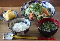 フーちゃんぷるー(๑¯﹃¯๑)♪ - **  mana's Kitchen **