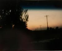 北カリフォルニアの日が沈む頃 - 思い出すのは荒野の果てに消える道(アメリカの旅その他)