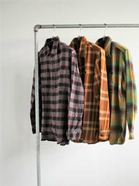 South2 West8 (S2W8)Work Shirt - Cotton Twill / Plaid - 『Bumpkins putting on airs』
