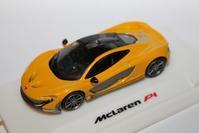 1/64 Kyosho McLaren P1 - 1/87 SCHUCO & 1/64 KYOSHO ミニカーコレクション byまさーる