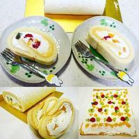 ロールケーキ作り - NATURALLY