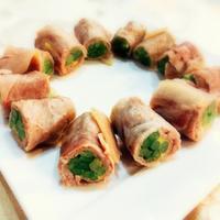 注文の多い「アスパラガスの肉巻き」 - 野菜ソムリエコミュニティBangkok