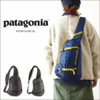 patagonia [パタゴニア正規代理店] ATOM SLING 8L[48261] アトム・スリング 8L/デイパック、リュックサック・三角バッグ・ミニバッグ・MEN'S/LADY'S - refalt