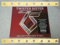 TWISTED SISTER / YOU CAN'T STOP ROCK'N'ROLL & LIVE AT THE MARQUEE 1983 - 無駄遣いな日々