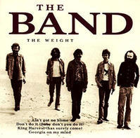 """♪625 THE BAND """" THE WEIGHT """" CD2018年9月23日 - 侘び寂び"""