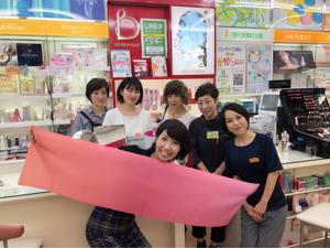 資生堂 クレドポーボーテサロン 大盛況 - 中村 維子のカッコイイ50代になる為のメモブログ