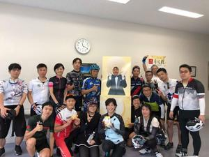 9/22(土)大阪すみっこライド - きりのロードバイク日記