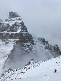 カナダの名峰、テンプル山登頂3544m - ヤムナスカ Blog