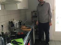 イッタラ で朝食 - 築80年のアパート暮らし