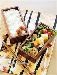 牛肉きのこの甘辛炒め弁当と今週の作りおき♪ - ☆Happy time☆