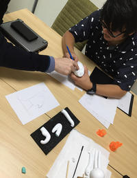ミスター・クレメント初のソフビ計画、始動 - 下呂温泉 留之助商店 店主のブログ