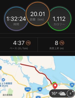 2018別海町パイロットマラソン2週間前 - Gossy's blog