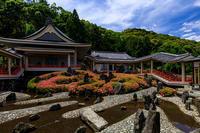 サツキ彩る重森三玲の庭・その2(松尾大社) - 花景色-K.W.C. PhotoBlog