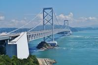 徳島旅行(1)めかぶうどん+大鳴門橋の絶景 - たんぶーらんの戯言