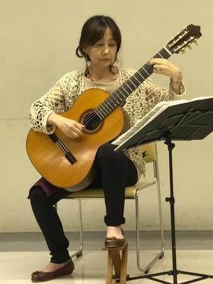 おしゃべりソリスタ 季節のお茶de音散歩 ・・・ - クラシックギター de 花散歩 (La chitarra  clacica del fioli)