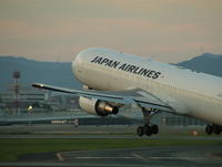 JAL B767-300ER型。 - 人生・乗り物・熱血野郎